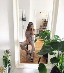 Lisa von @dreieinhalbzimmerkuechebad, einem Instagram Account rund um das Thema Interior